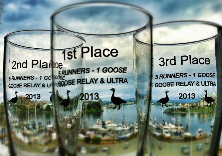 The Goose Relay and Ultra