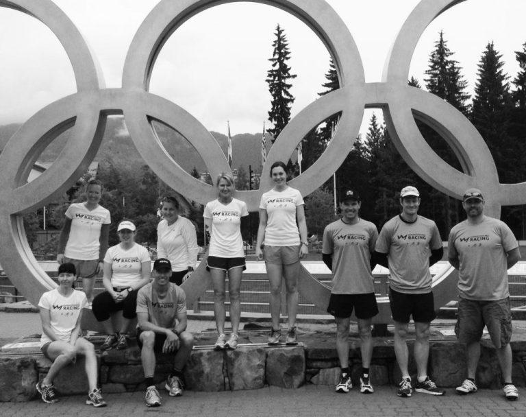 Ironman Canada Athletes