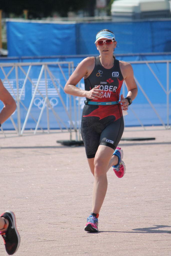 ITU World Championship Race Report