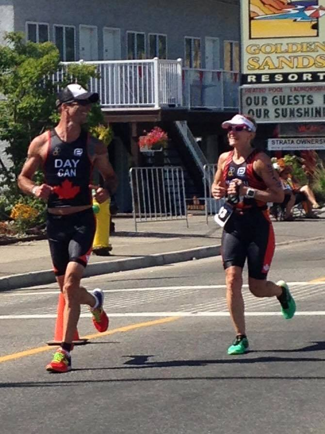 ITU Worlds Race Report – Sandy Wilson