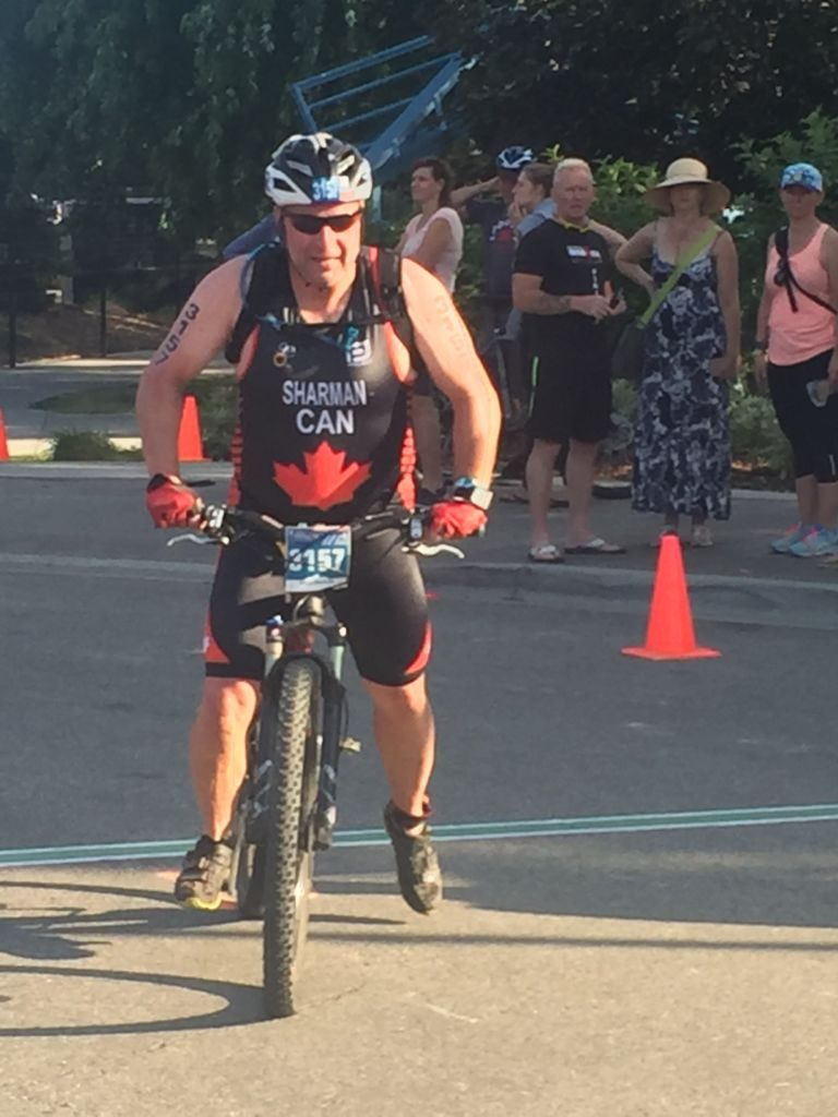 ITU Worlds Race Report – Kelly Sharman