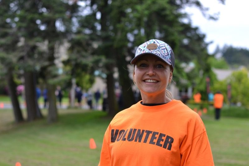 Volunteering at HPR Youth Tri West Shore