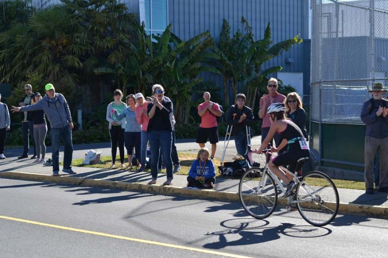 Triathlon of Compassion, Esquimalt Recreation Centre, 2018