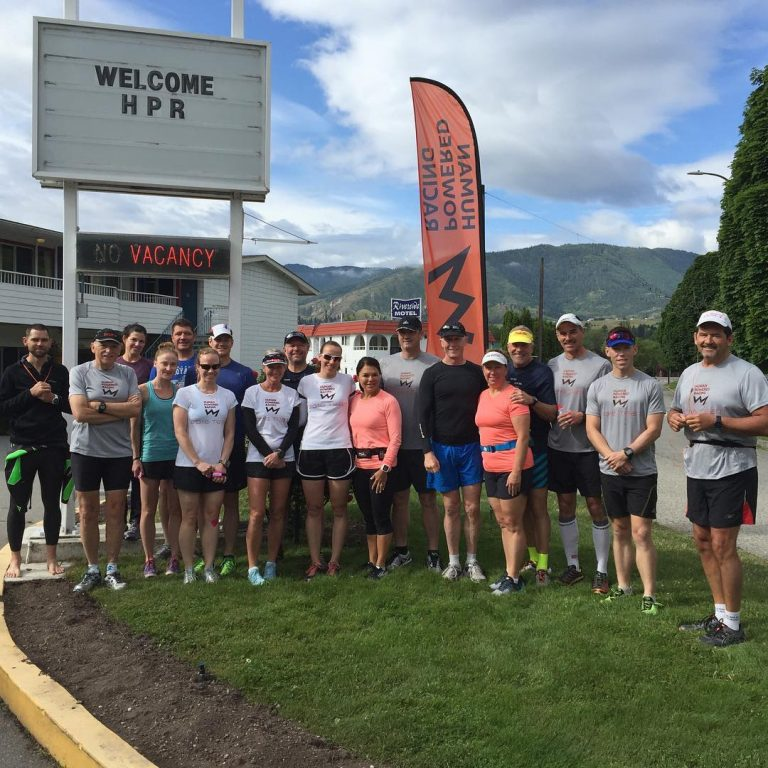 Penticton Day 3: Some Tired Training