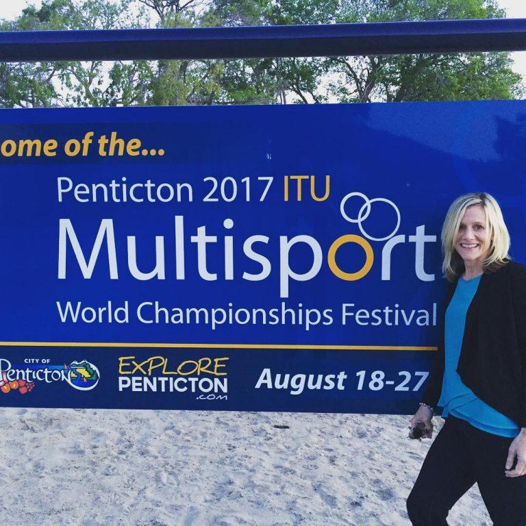"Challenge Penticton: ITU World Triathlon"""