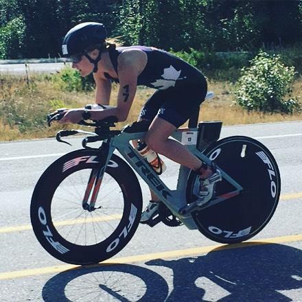 Ironman Canada Breakthrough