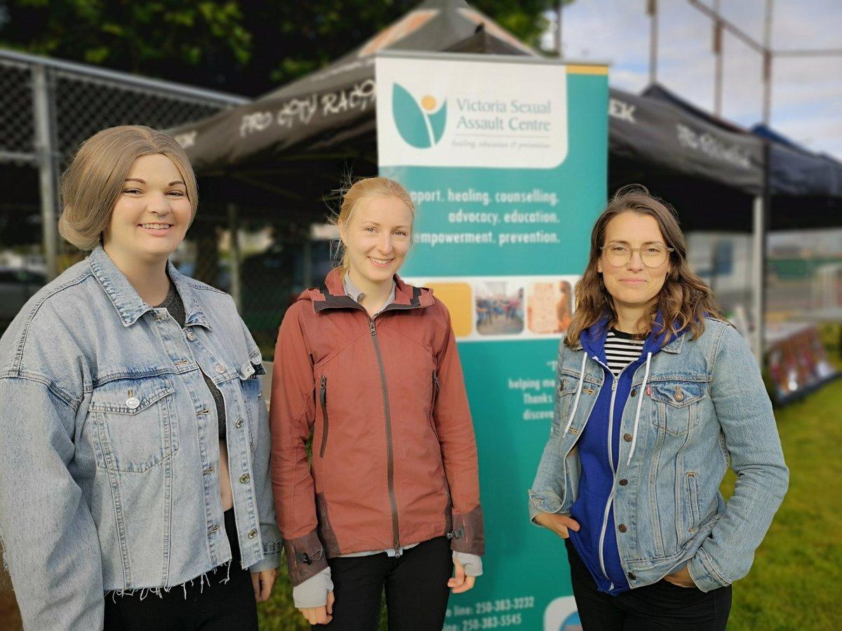 VSAC Staff at the Triathlon of Compassion