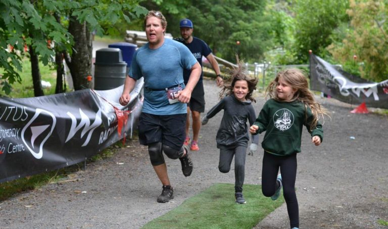 Moments from XTERRA Victoria 2019