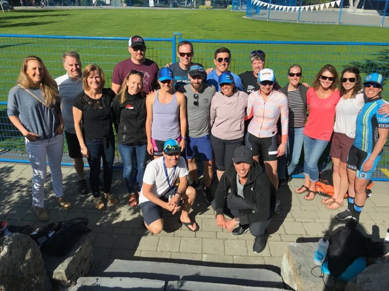 Whistler Camp 2019 Group Photo