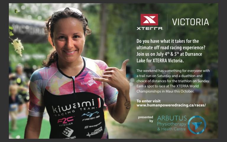 XTERRA Victoria Presenting Sponsor Announced