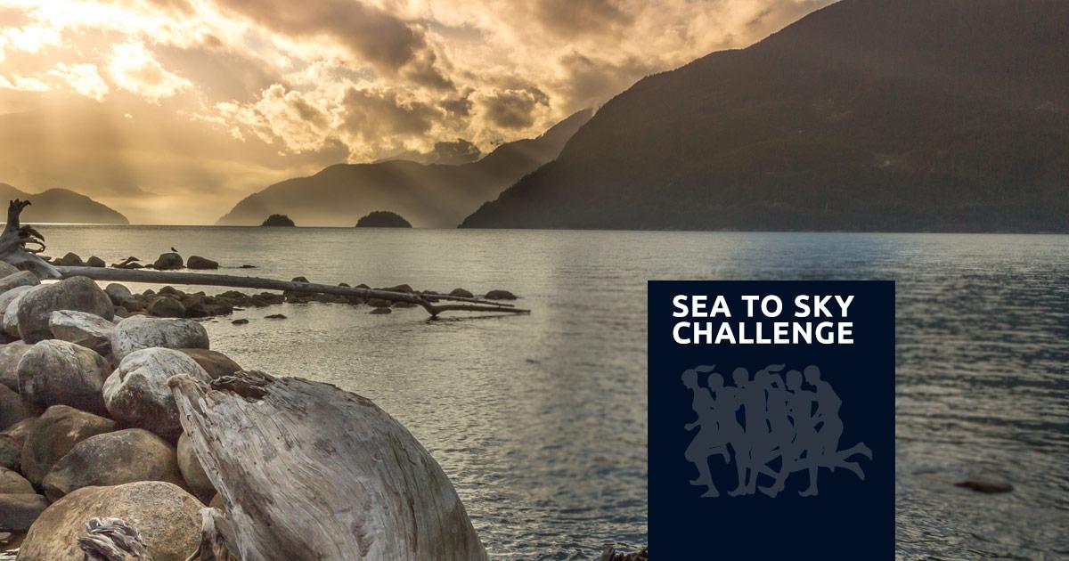 Sea to Sky Running Challenge