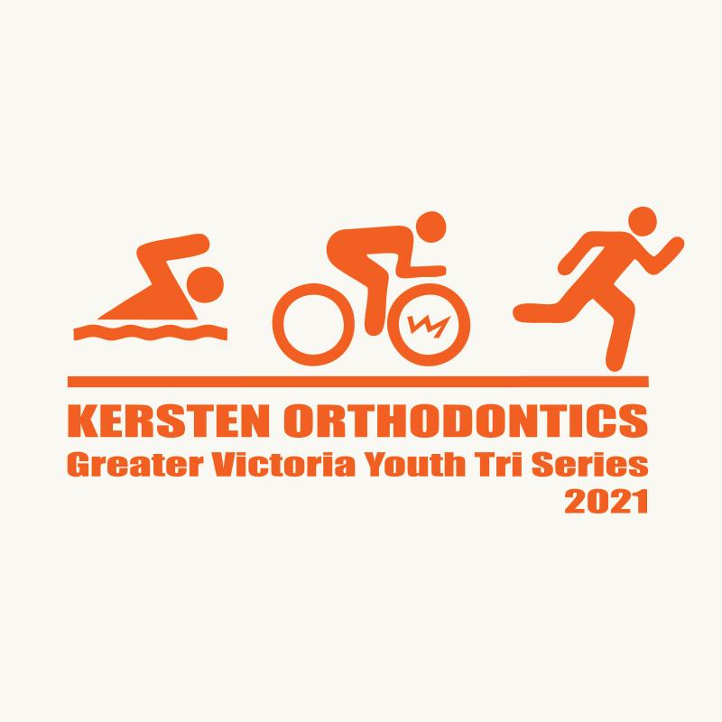Kersten Orthodontics Youth Triathlon Series 2021.